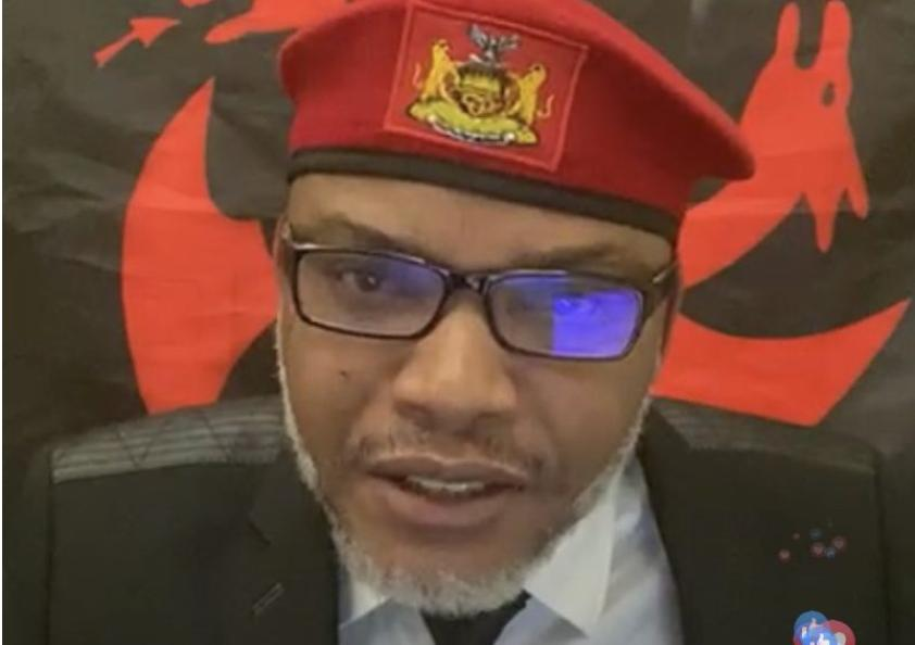 ESN: Nnamdi Kanu Promise To Rid Southeast Of Criminality