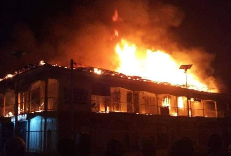 Incessant Fire outbreaks: Reps ask fire service to install alerting systems in public buildings, markets