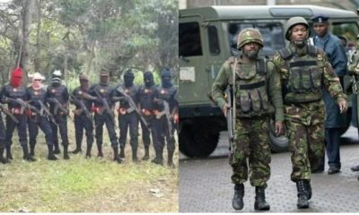 IPOB Blast Nigerian Military Over Plan To Face ESN