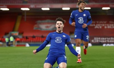 STARBOY! Watch Mason Mount brilliant performance Against Liverpool
