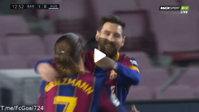 Watch Lionel Messi Super Magical Goal