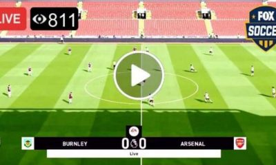 Watch Burnley vs Arsenal