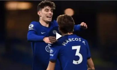 Watch Chelsea 2-0 Everton