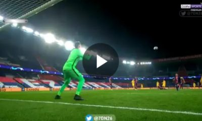 Greatest Icon! Watch Lionel Messi Magic goal against PSG