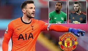Manchester United Keen On Signing New Goalkeeper