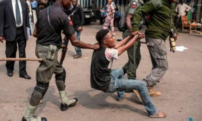 See How Policeman Killed Colleague