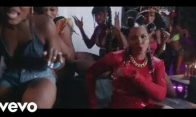 Download Yemi Alade Latest Video – Temptation ft Patoranking