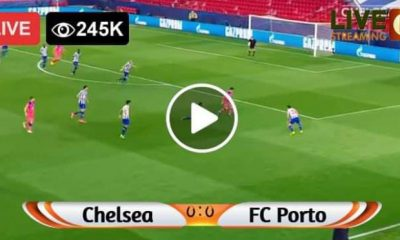Watch Chelsea vs Fc Porto