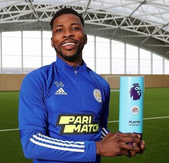 Premier League Player Of The Month Award