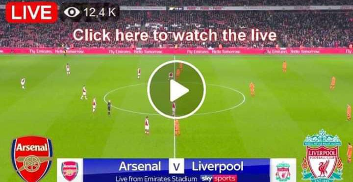 Watch Arsenal vs Liverpool