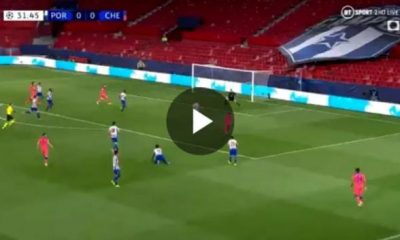 Watch Mason Mount's stunning Goal Against FC Porto