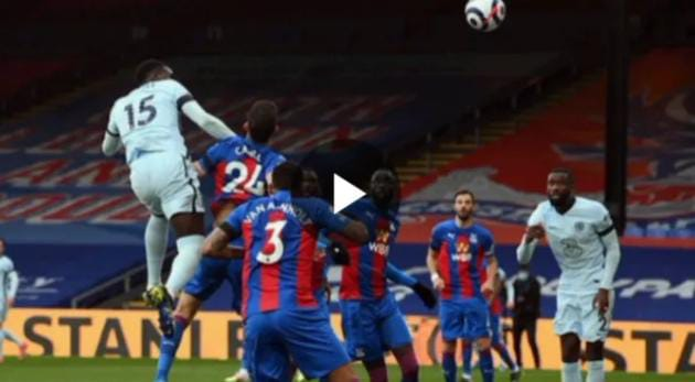 Crystal Palace 1-4 Chelsea