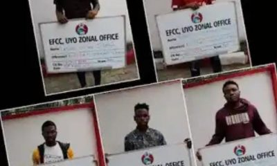 EFCC Arrests Popular Music Producer