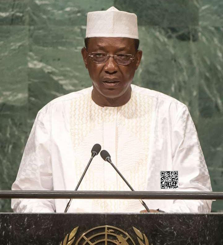 Chad New Interim head of the state