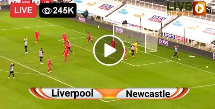 Watch Liverpool vs Newcastle