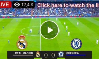 Watch Real Madrid vs Chelsea