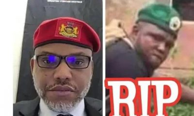 IPOB Immortalizes ESN Commander Ikonso