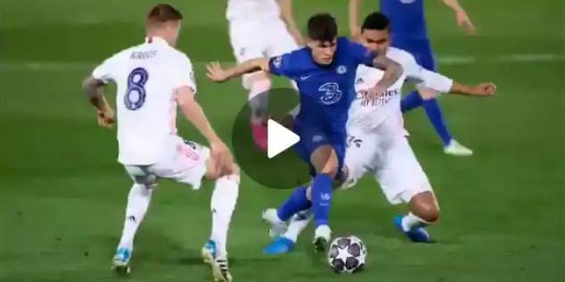 STARBOY! Watch Christian Pulisic all masterful skills And Performance For Chelsea