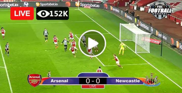Watch Newcastle United vs Arsenal Live match and Goal Highlights