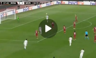 Watch Cavani Scores Beautiful Brace