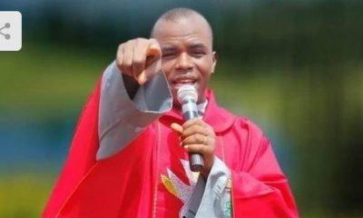 Mbaka reacts to his suspension