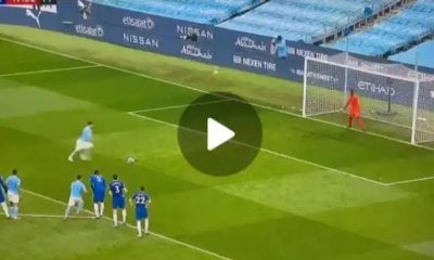 Watch Edouard Mendy Brilliant Saves Against Manchester City