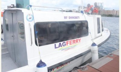 New Locally made Boats For Lagferry