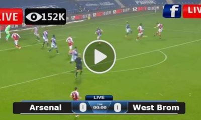 Watch Arsenal vs West Brom