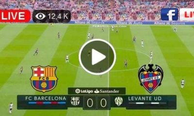 Watch Barcelona vs Levante