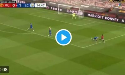 Watch Mason Greenwood Wonderful Goal