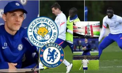 Checkout Chelsea Injury Updates and Team News ahead of FA Cup Final at Wembley