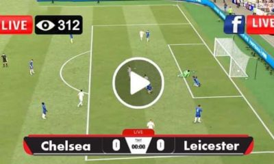 Watch Chelsea vs Leicester Live