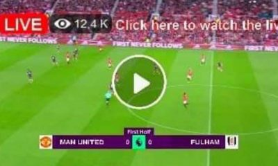 Watch Manchester United vs Fulham